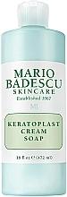 Kup Mydło w kremie do twarzy, złuszczające - Mario Badescu Keratoplast Cream Soap