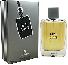 Kup PRZECENA! Aigner First Class - Woda toaletowa *