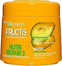 Kup Maska nawilżająca do włosów - Garnier Fructis Triple Nutrition