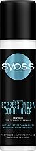 Kup Ekspresowa odżywka z wodą klonową do włosów suchych i osłabionych - Syoss Moisture Express Hydra Conditioner