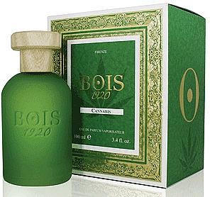 Bois 1920 Cannabis - Woda perfumowana — фото N1