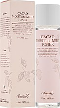 Kup Nawilżający toner z wyciągiem z kakao - Benton Cacao Moist And Mild Toner