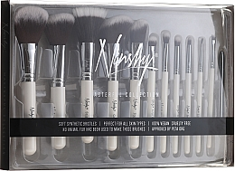 Kup Zestaw pędzli do makijażu - Nanshy Masterful Collection Pearlescent White