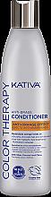 Kup Odżywka do włosów farbowanych niwelująca niechciane pomarańczowe refleksy - Kativa Color Therapy Anti-Orange Effect Conditioner