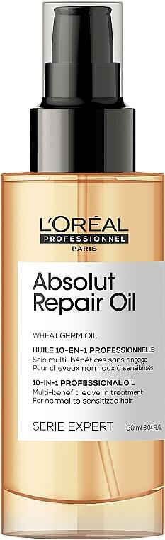Serum odbudowujące - L'Oreal Professionnel Absolut Repair Serum New