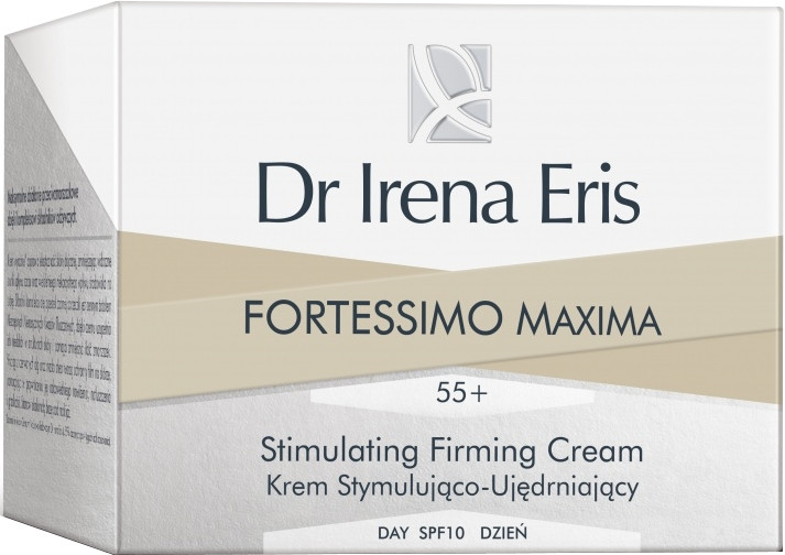 Krem stymulująco-ujędrniający na dzień - Dr Irena Eris Fortessimo Maxima Stimulating Firming Cream
