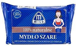 Kup 100% naturalne mydło szare w kostce - Mattes