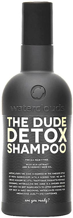 Szampon do włosów detox - Waterclouds The Dude Detox Shampoo — фото N1