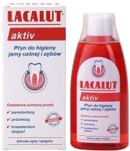 Kup Płyn do płukania jamy ustnej - Lacalut Aktiv