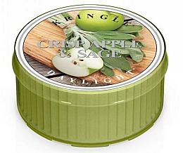 Kup Podgrzewacz zapachowy - Kringle Candle Daylight Crisp Apple & Sage