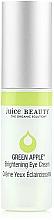 Kup Rozjaśniający krem pod oczy - Juice Beauty Green Apple Brightening Eye Cream