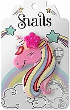 Kup Spinka do włosów, jednorożec - Snails Unicorn