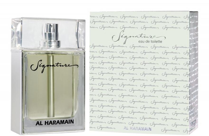Al Haramain Signature - Woda toaletowa — фото N1