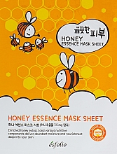 Kup Maska w płachcie do twarzy z miodem - Esfolio Pure Skin Essence Mask Sheet Honey