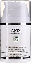 Kup Miks kwasów do eksfoliacji Fitowy + pirogronowy + mlekowy + ferulowy 40% - APIS Professional Exfoliation Acid Mix