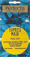 Kup Algowa maska peel-off Wygładzenie i nawilżenie - Perfecta Express Mask