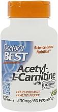 Kup Aminokwas Acetylo-L-karnityna, 500 mg - Doctor's Best Acetyl L-Carnitine