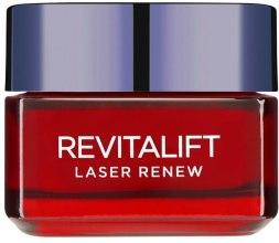 Kup Krem przeciwzmarszczkowy do twarzy na dzień - L'Oreal Paris Revitalift Laser Renew