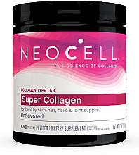 Kup Super kolagen typu 1 i 3, bez smaku - NeoCell Super Collagen Unflavored Powder