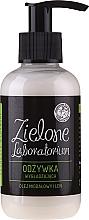 Kup Odżywka wygładzająca do włosów Olejek migdałowy i len - Zielone Laboratorium