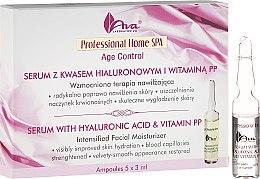 Kup Serum do twarzy z kwasem hialuronowym i witaminą PP - AVA Laboratorium Professional Home SPA Age Control