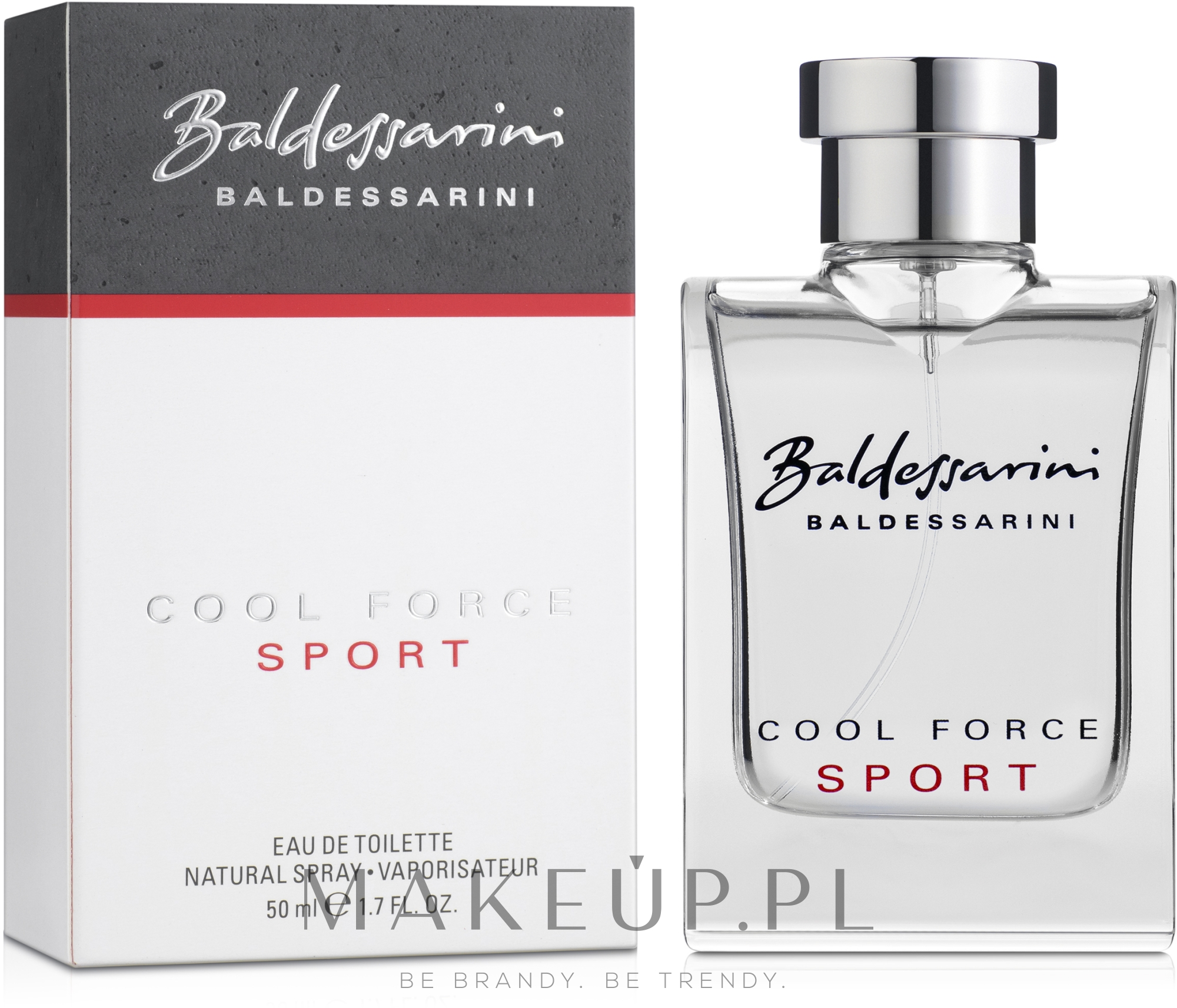 Baldessarini Cool Force Sport - Woda toaletowa — фото 50 ml