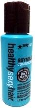 Odżywka z mlekiem sojowym do włosów normalnych i farbowanych - SexyHair HealthySexyHair SoyMilk Conditioner — фото N3