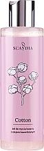 Kup Żel do mycia twarzy z olejem bawełnianym - Scandia Cosmetics Cotton Gel