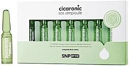 Kup Kojące ampułki do twarzy - SNP Prep Cicaronic SOS Ampoule