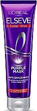 Kup Tonizująca maska do włosów rozjaśnionych i pasemek - L'Oreal Paris Elseve Purple