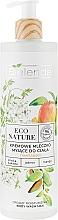 Kup Nawilżające kremowe mleczko myjące do ciała - Bielenda Eco Nature Creamy Body Wash Milk Kakadu Plum, Jasmine & Mango
