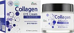 Kup Nawilżający krem pod oczy z kolagenem - Ekel Collagen Eye Cream