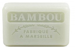 Kup Marsylskie mydło w kostce Bambus - Foufour Savonnette Marseillaise Bambou