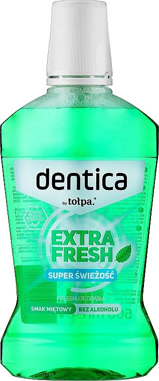 Płyn do płukania jamy ustnej - Dentica Mint Fresh