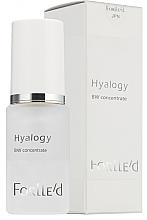 Kup PRZECENA! Przeciwzmarszczkowe serum do twarzy - ForLLe'd Hyalogy BW Concentrate *