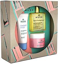 Kup Zestaw - Nuxe Discovery Box (oil/50ml + mask/50ml + cr/30ml)