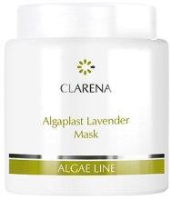 Kup Relaksująca lawendowa maska algowa - Clarena Algae Line Algaplast Lavender Mask