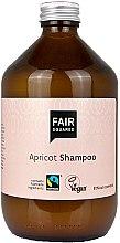 Kup Szampon do każdego rodzaju włosów - Fair Squared Apricot Shampoo