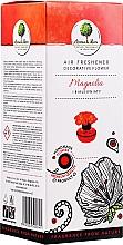 Kup Odświeżacz powietrza Magnolia i białe kwiaty - Aroma & More Air Freshener