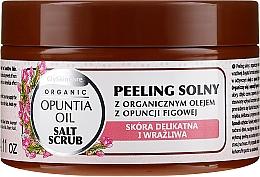 Kup Peeling solny z olejem z opuncji figowej - GlySkinCare Opuntia Oil Salt Scrub