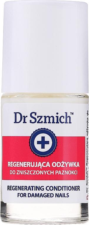 Regenerująca odżywka do zniszczonych paznokci - Delia Dr. Szmich Regenerating Nail Conditioner