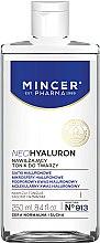 Kup Nawilżający tonik do twarzy do cery normalnej i suchej - Mincer Pharma Neo Hyaluron Tonic 913