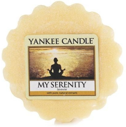 Wosk zapachowy - Yankee Candle My Serenity Wax Melts