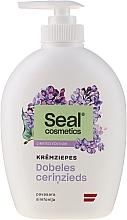 Kup Kremowe mydło w płynie Bez - Seal Cosmetics Cream Soap Limited Edition