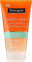 Kup Wygładzający peeling do twarzy - Neutrogena Visibly Clear Spot Proofing Smoothing Scrub
