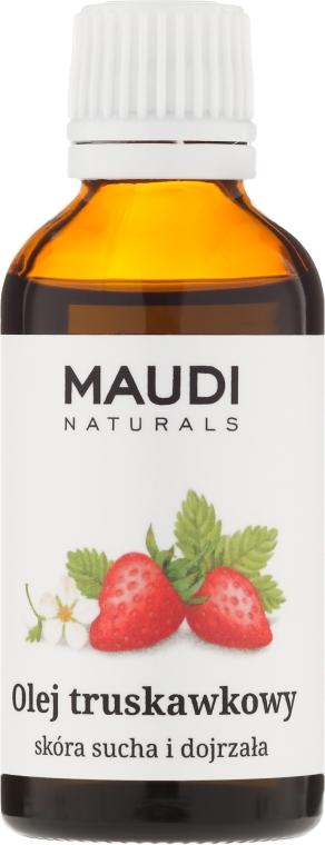 Olej truskawkowy - Maudi — фото N1