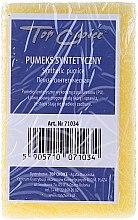 Kup Pumeks syntetyczny 71034, żółty - Top Choice