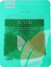 Kup Kojąca maseczka w płachcie do twarzy - Elroel Golden Hour Mask Green Tea Soothing