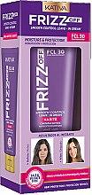 Kup Krem do włosów - Kativa Frizz Off Smooth Control Leave-In Cream Karite