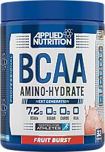 Kup Białko serwatkowe dla sportowców o smaku owocowym - Applied Nutrition BCAA Amino-Hydrate Fruit Burst